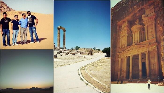 travelogue of Jordan