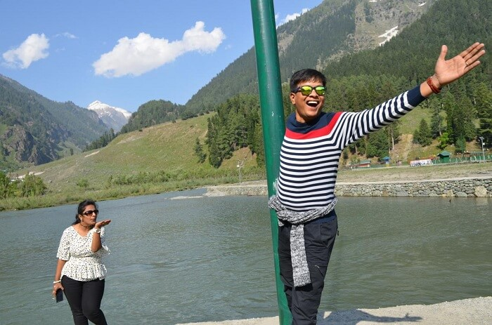 sightseeing in pahalgam