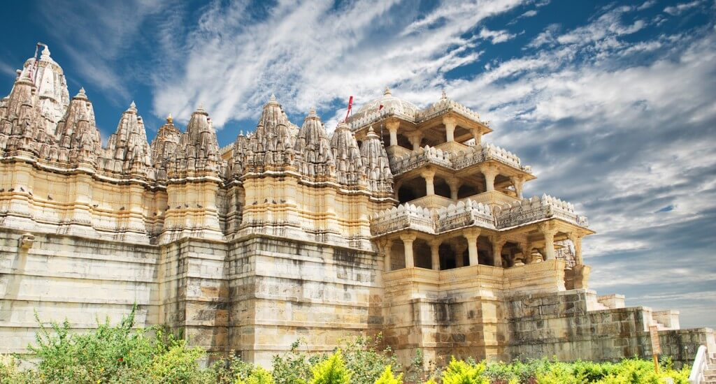 Beautiful Jain Temple of Ranakpur