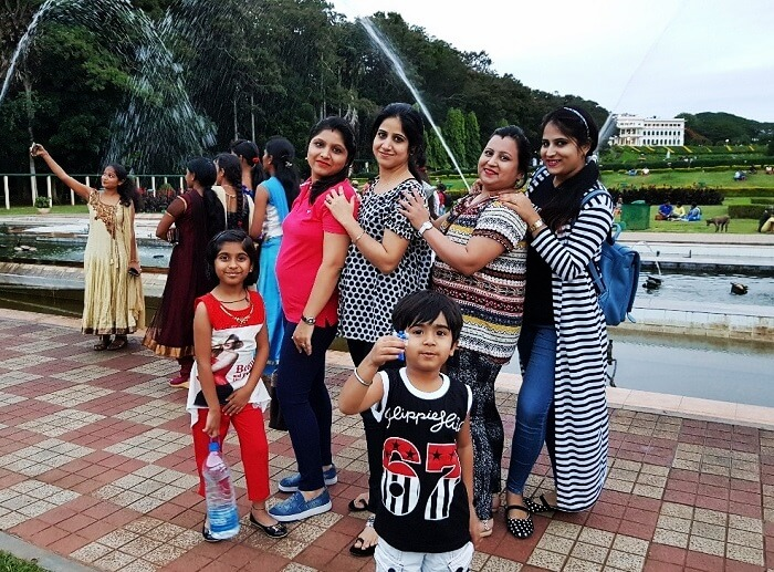 family trip to Mysore
