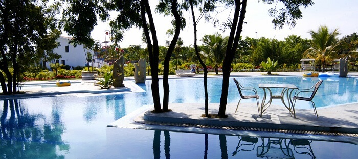 romantic resorts in Hyderabad