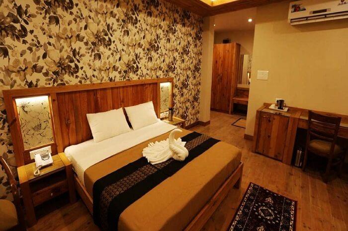 budget hotel in Mcleodganj