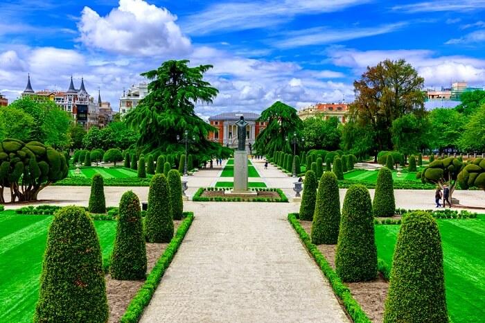 Buen Retiro Park, Madrid