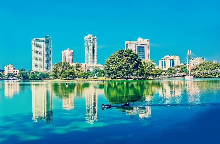 Beira Lake, Colombo