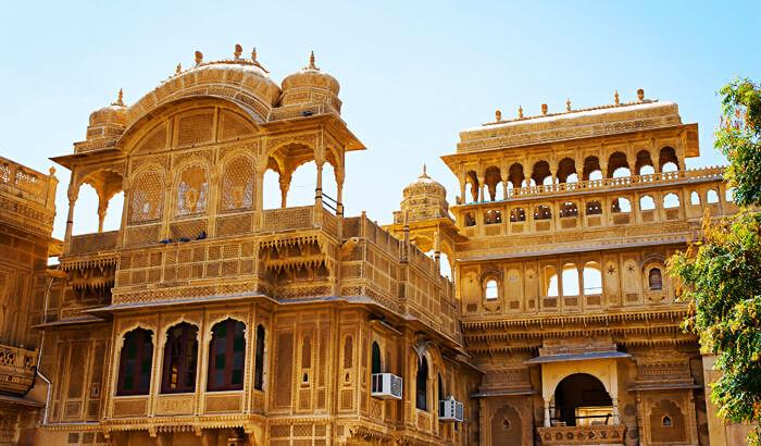 Maharaja Palace, Jaisalmer