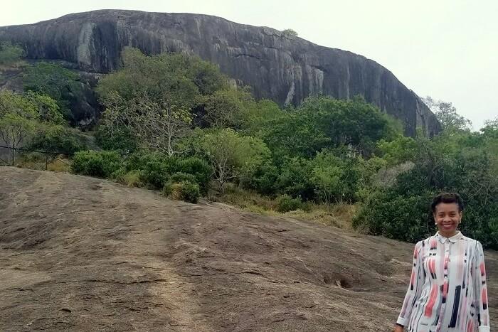 sightseeing in Sigiriya