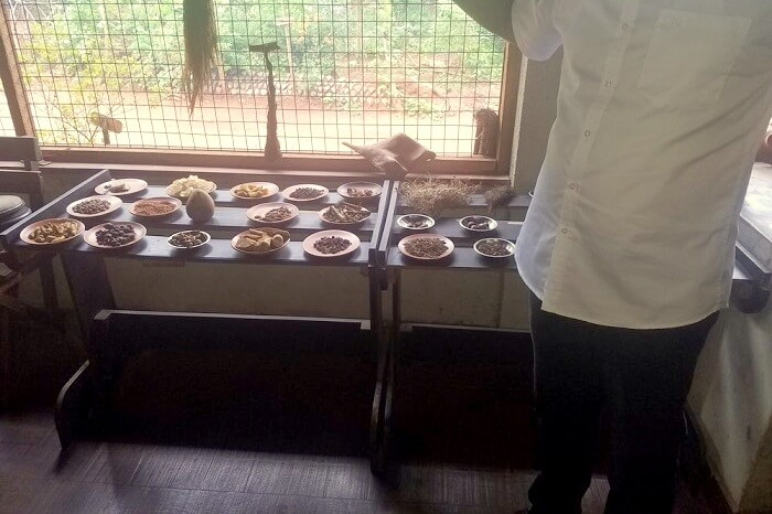 tea factory in Sri Lanka