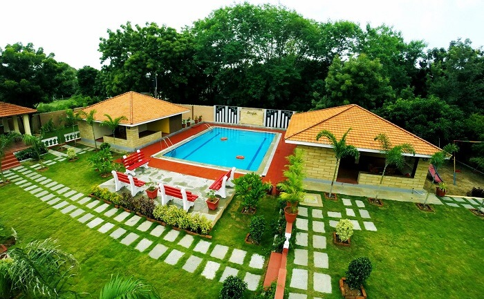 pet-friendly resorts in Hyderabad