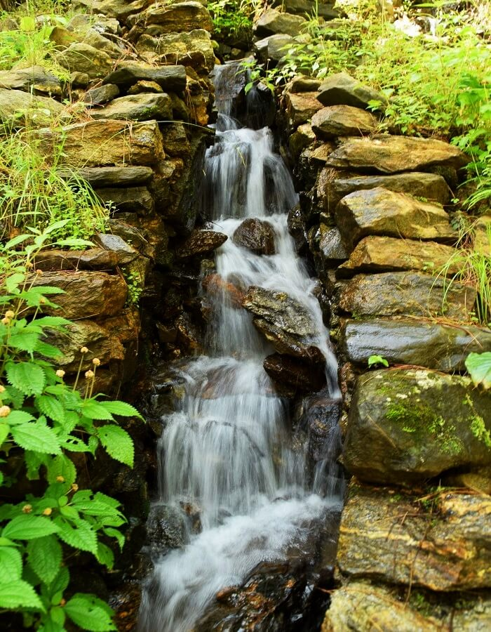 waterfalls in Kasol