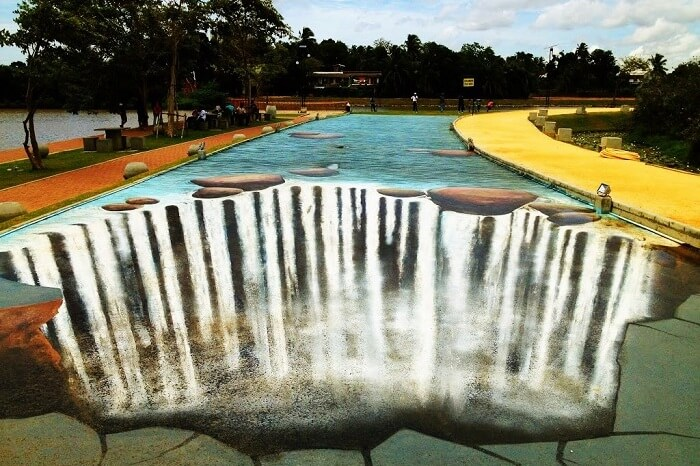 Diyatha Uyana Park, Colombo