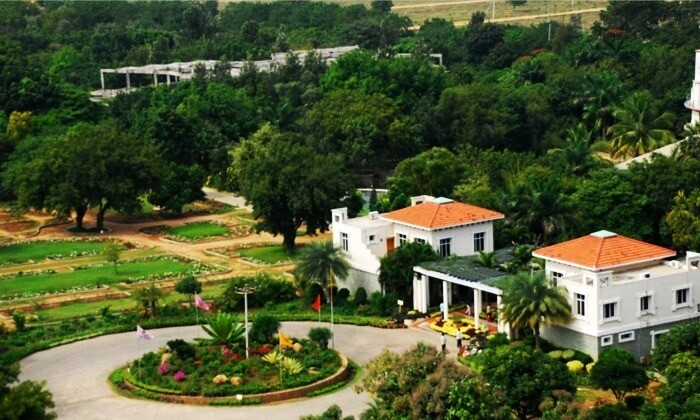 Hyderabad resorts