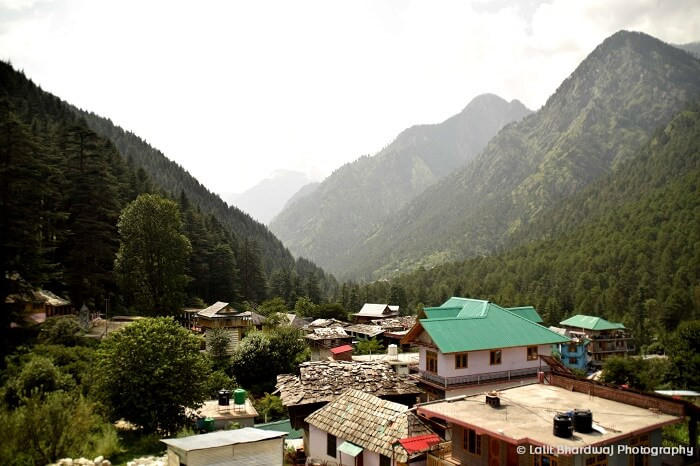 places to stay in Kasol