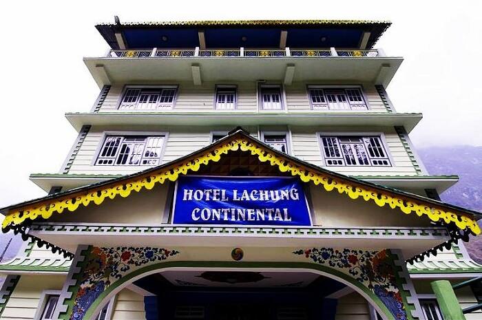 best hotels in Sikkim