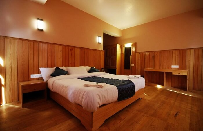 Lachung budget hotels