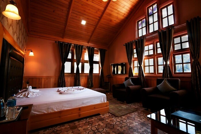 Lachung hotels