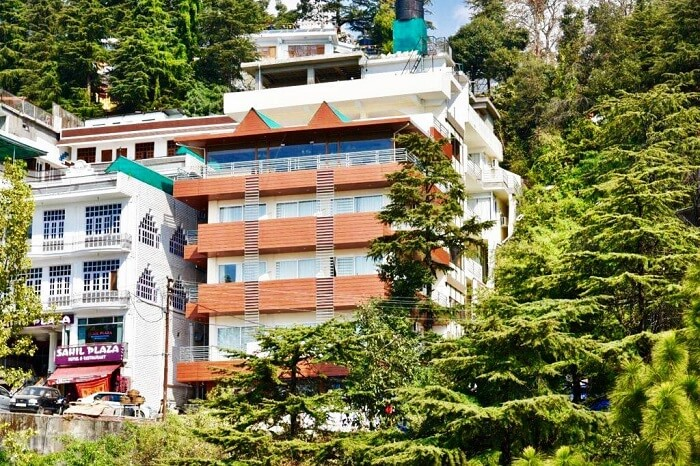5 star hotels in Mcleodganj