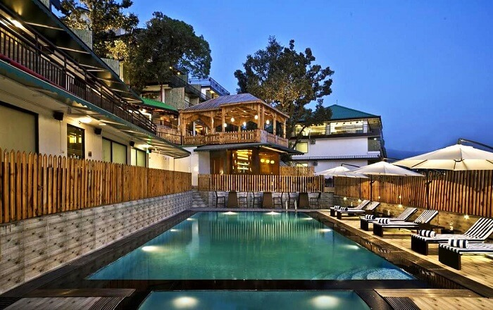 Mcleodganj luxury hotels