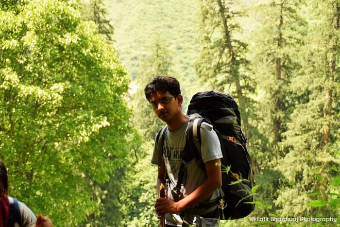 holiday in Kasol