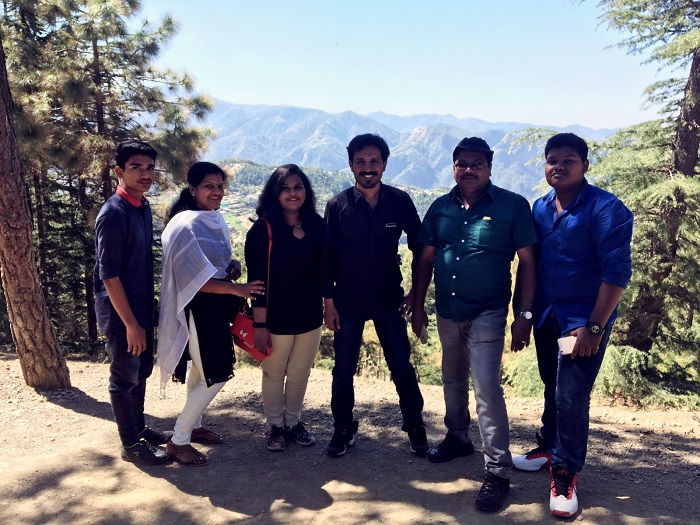 weekend trip to Shimla