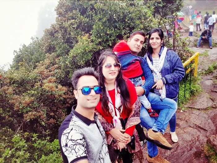 friends trip to Ooty