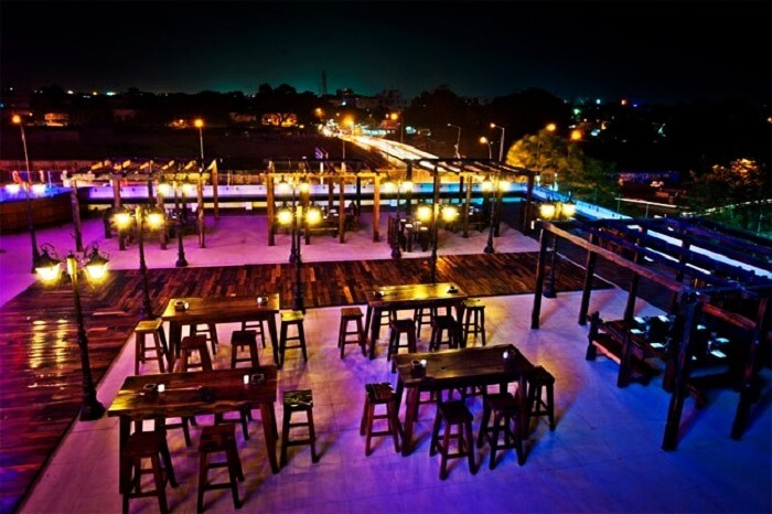 rooftop restaurants in Chennai
