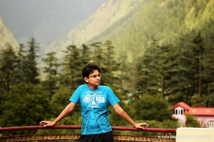 weekend trip to Kasol