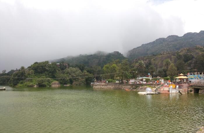 Bhalu Dam View