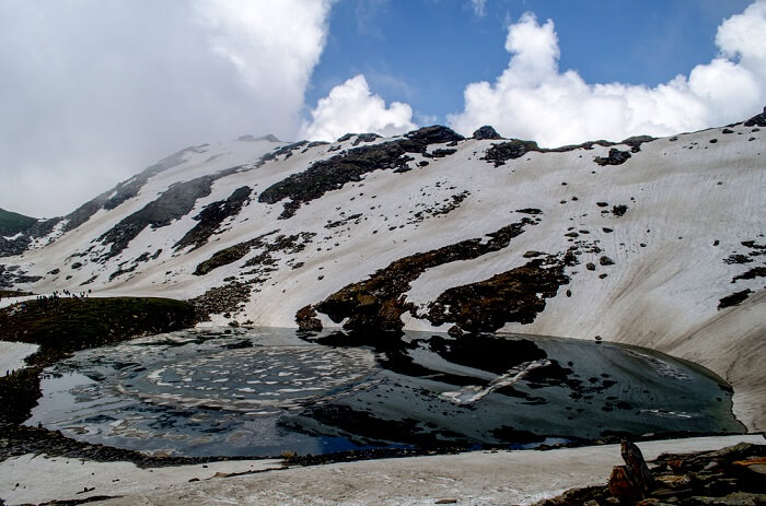 best lakes near manali