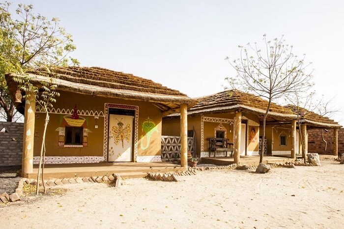 Bishnoi Village Camp and Resort tents