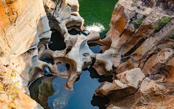 Blyde River Canyon in Mpumalanga