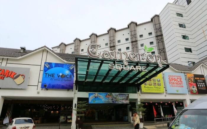 Cameron Square in Cameron Highlands