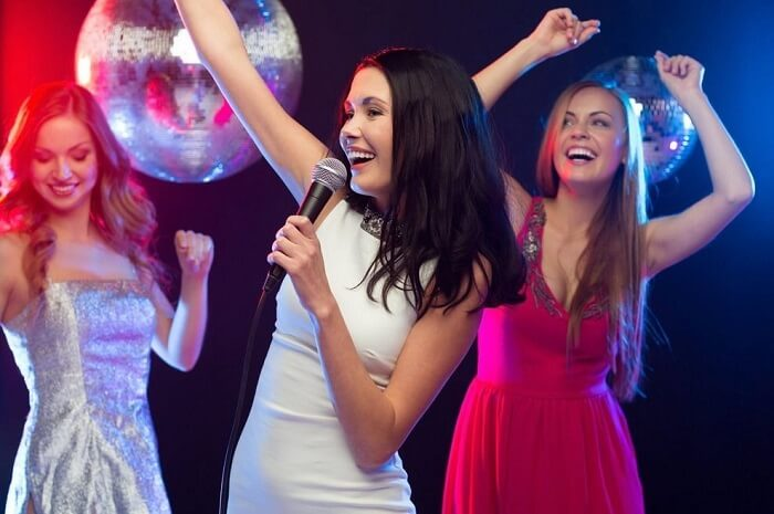 sing the night away at charltons karaoke bar