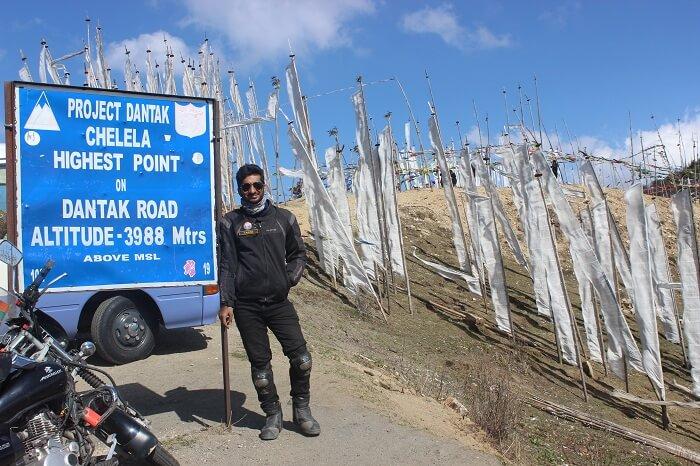 Chele le pass bhutan