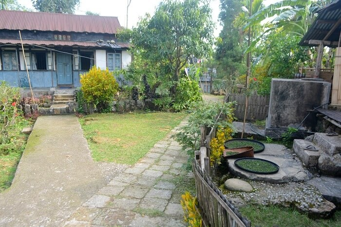 accommodation in meghalaya