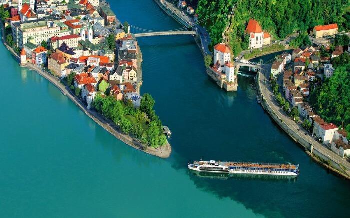 Danube River Cruise in Europe
