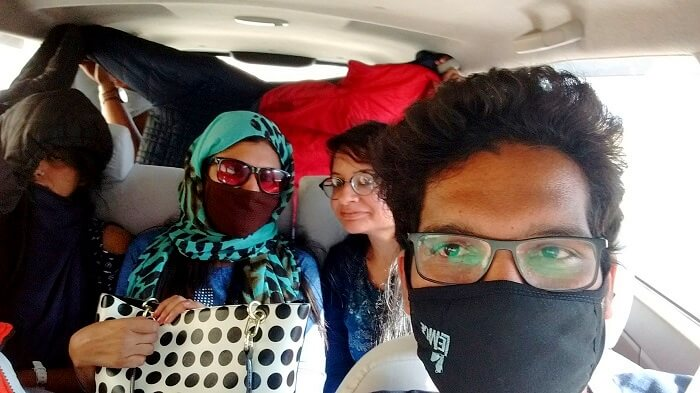 heading back to sarchu