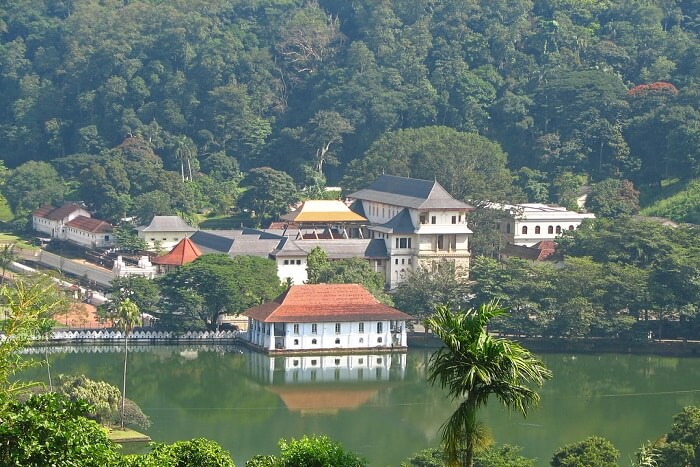 kandy view during the day