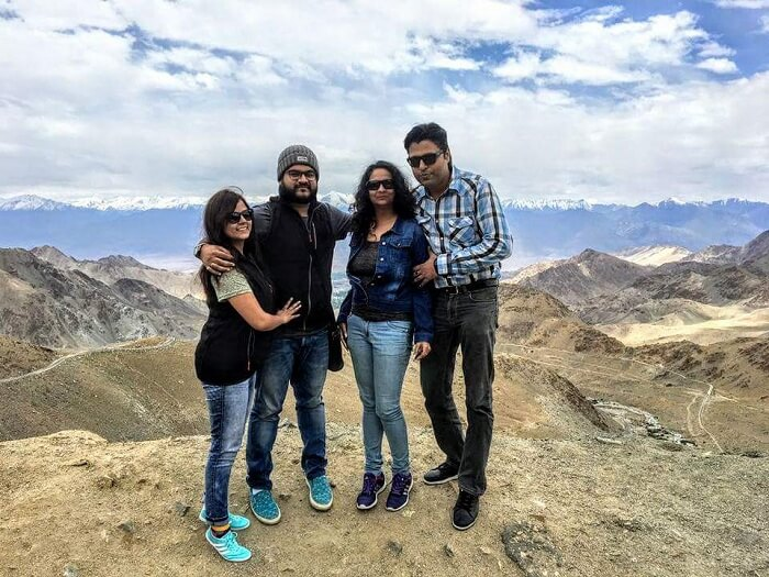 Friends trip to Leh