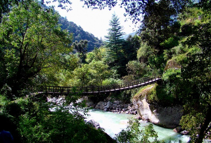 tourist attractions around manali