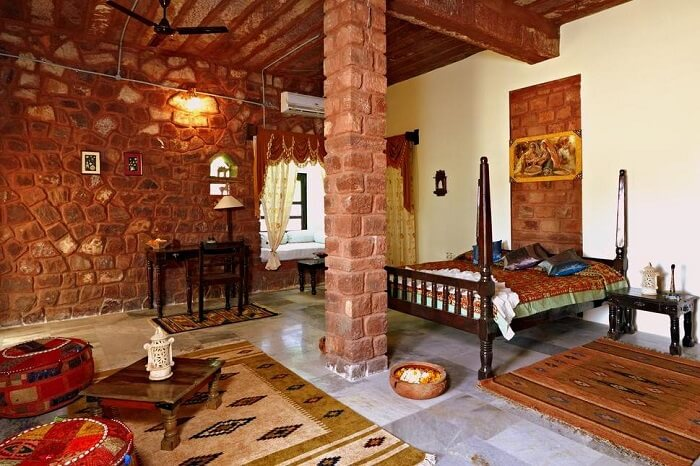 Hariyali Dhani Camps and Resort room