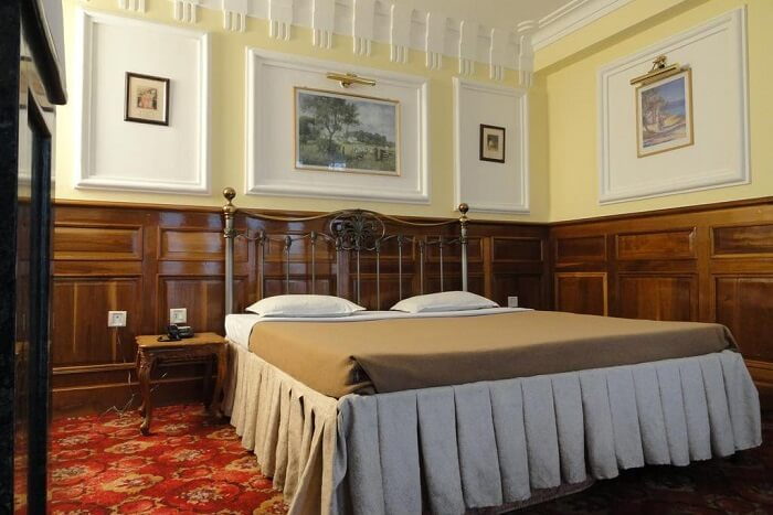 stay at Hotel New Castle in Gangtok