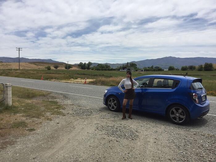 self drive vehicle in new zealand