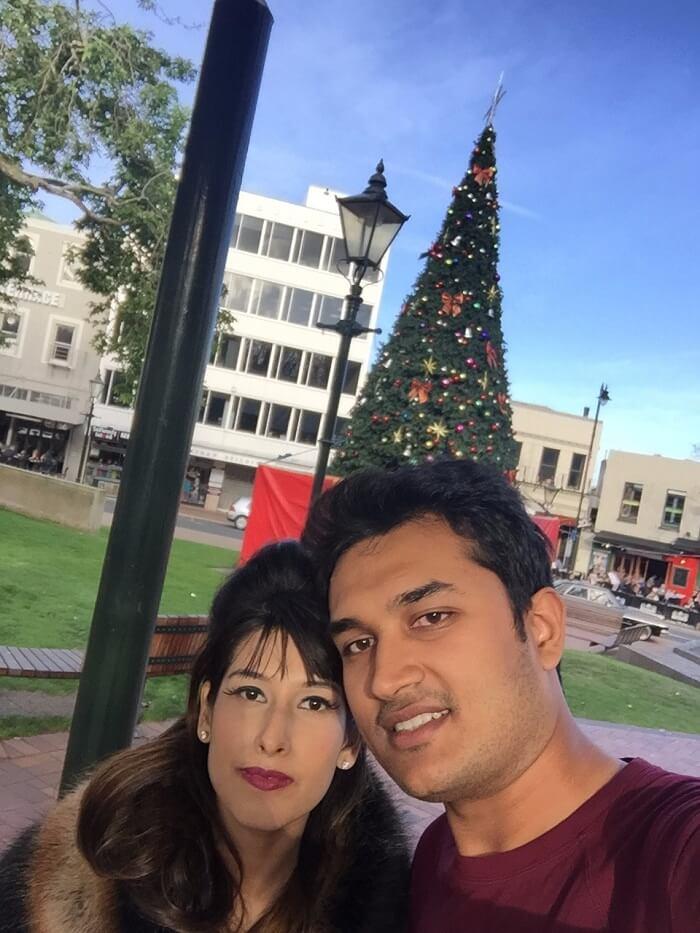 honeymooners in sydney