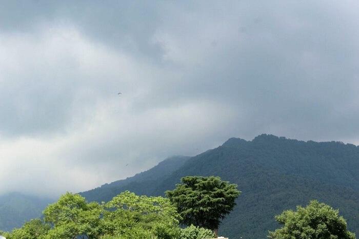 mountains near bir billing