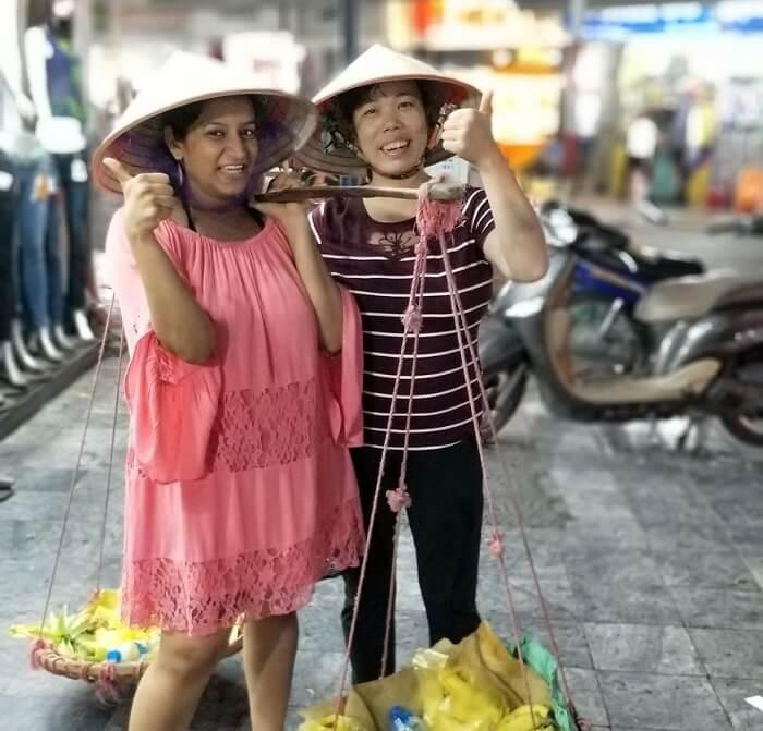 fruit market vietnam