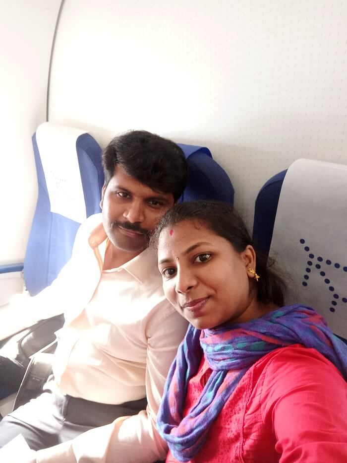couple in port blair