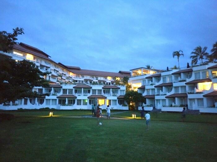 luxury accommodations in sri lanka