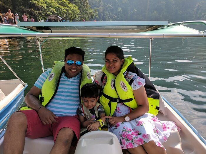 top water sports activities langkawi