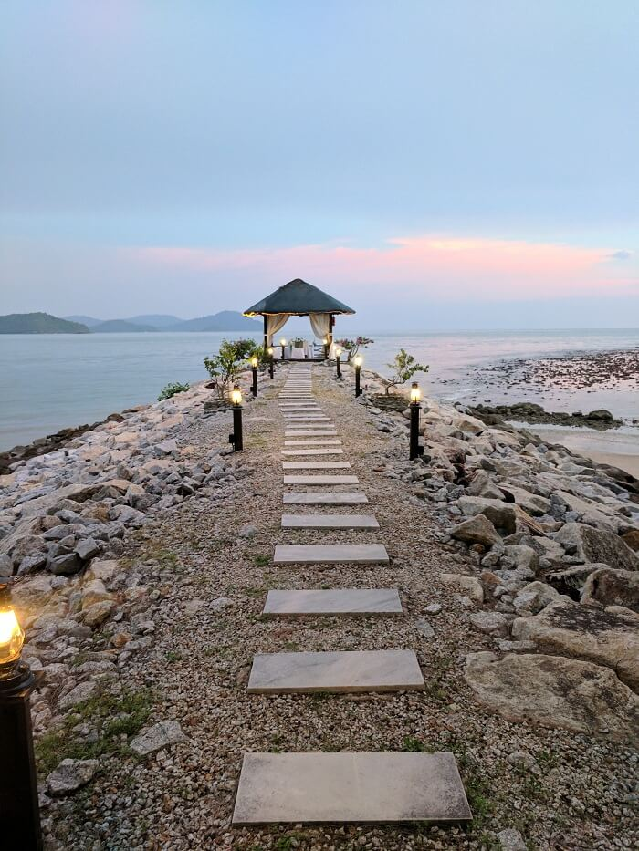beach resorts in langkawi