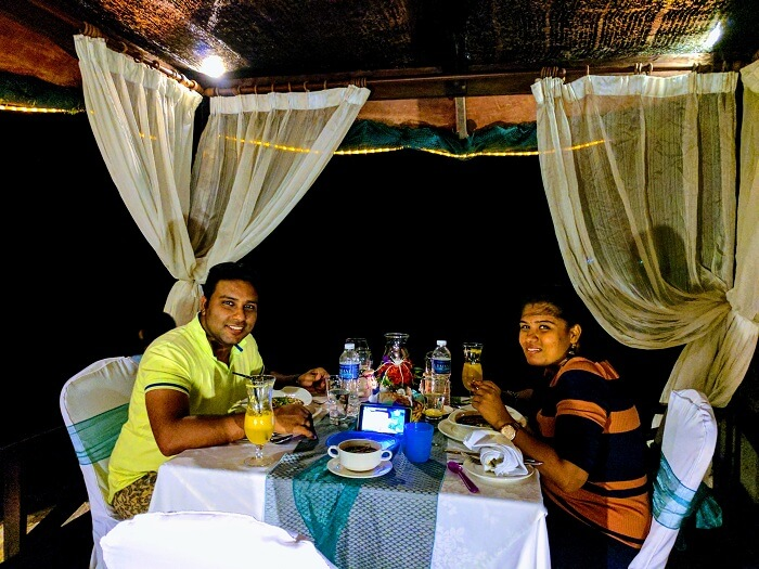 dinner date in langkawi